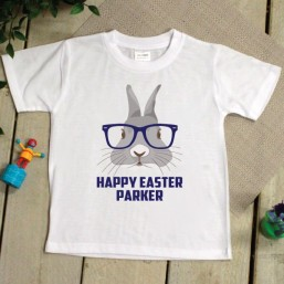 Baby Gifts For All Personalized Name Pro Easter Egg Hunter Infant T-Shirt