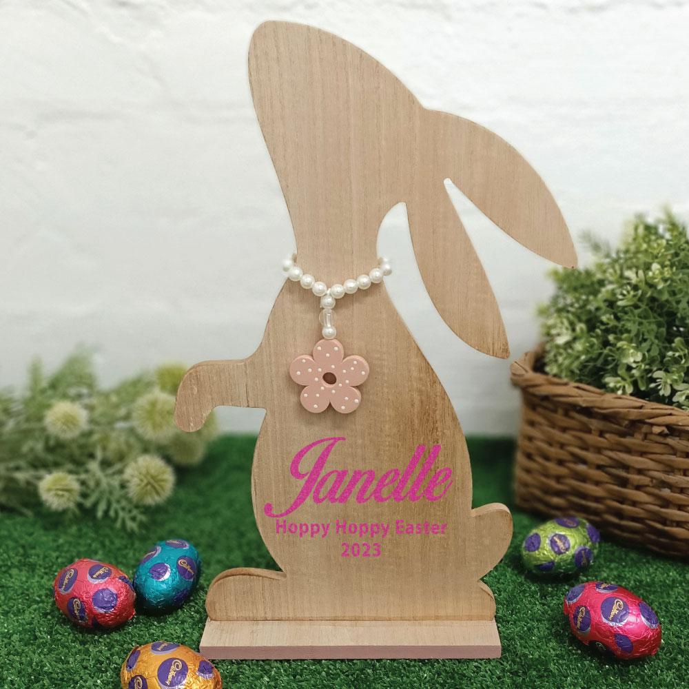 Grey Rabbit  Custom Bunny Ornament  Tea Ornament  Grey Rabbit Ornament Gray Bunny Ornament  Custom Rabbit Ornament  Grey Bunny  Tea
