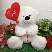I Love You Valentines Bear