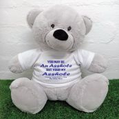 Valentines Bear You may Be A - 40cm Grey