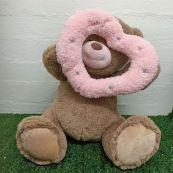 Valentines Peek-a-Boo Bear 40cm