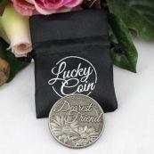 Dearest Friend Lucky Coin Gift