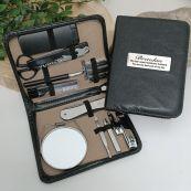 Grooms Black Grooming Kit