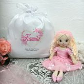 Fairy Doll Willow with Play Sack