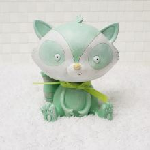 Cute Baby Racoon Money Box