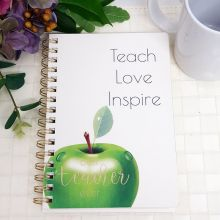Best Teacher Ever Journal & Pen - Inspire