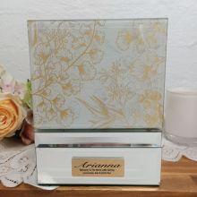 Newborn Personalised keepsake Box Tenderly