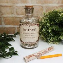 Best Friend Message in the Bottle