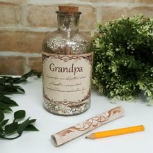 Grandpa Message in the Bottle