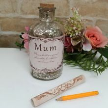 Mum Message in the Bottle