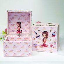 Ballerina Chic Music Box