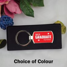 Graduation Keyring - Personalised Gift