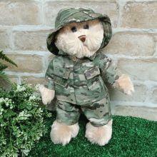Operations Army Bear Plush 30cm