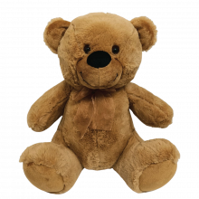 Brown Teddy Bear 40cm Plush
