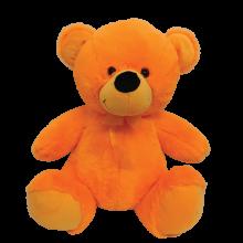 Teddy Bear 40cm Plush Orange