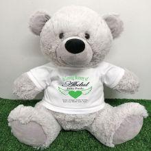 In Loving Memory Teddy Bear 40cm Grey