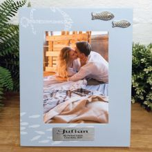 Personalised Fishing Frame 6x4