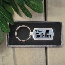 The Godfather Keyring - Top Hat