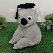Graduation Koala Bear Plush with Mortarboard