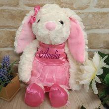 Personalised Bunny Bella Ballerina