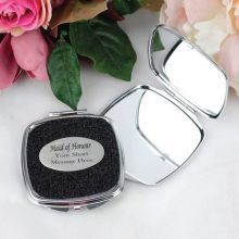 Maid of Honour Compact Mirror 6 Glitter Colours