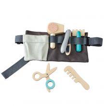 Barber Belt Wooden Playset