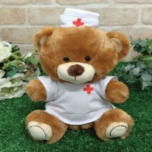 Nurse 20cm Plush Bear