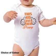 This Kid Loves Their Poppy Bodysuit