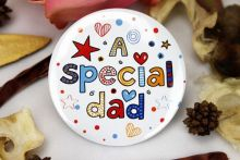 A Special Dad Badge