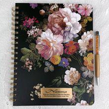 2021 Nana Weekly Planner Calendar Floral