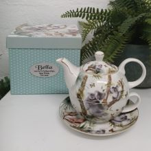 Australia Animal Tea for one in Personalised Birthday Box