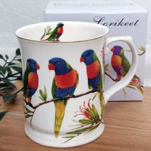 Rainbow Lorikeets 415ml Tea / Coffee Mug