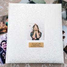 30th Birthday Drymount Photo Album Lace