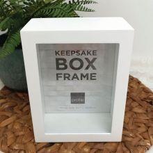 Keepsake Shadow Box Photo Frame 5x7
