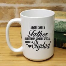 StepDad Personalised Coffee Mug 15oz