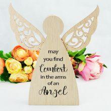 Angelic LED Blessing Angel Decoration