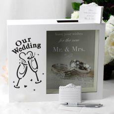 Wedding LED Wish Box Guest Book