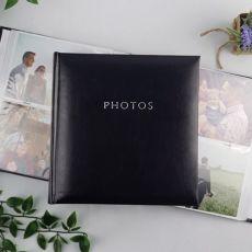 Glamour Black 200 Photo Album