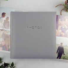 Glamour Silver 200 Photo Album