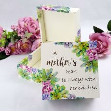 Mum Garden of Love Trinket Box
