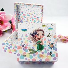 Dream Baby Trinket Box - Mermaid