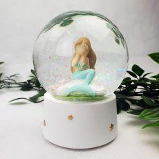 Mermaid Waterball Snow Globe