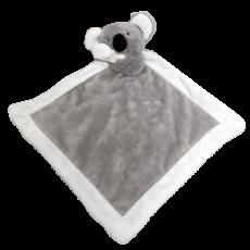 Personalised Baby Security Comforter Blanket -  Koala