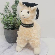 Graduation Llama Plush Congratulations Gift