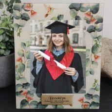 Personalised Graduation Frame 5x7 Photo Glass Gumtree