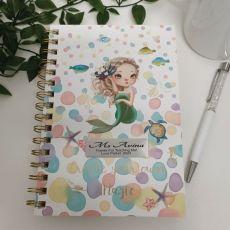 Teacher Journal & Pen - Mermaid