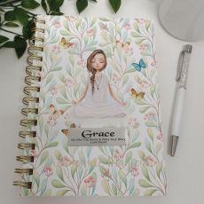 Personalised Journal & Pen - Dream