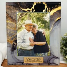 80th Birthday Photo Frame 5x7 Treasured Cove
