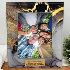 Grandma Personalised Photo Frame 5x7 Treasured Cove