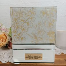 Bridesmaid Personalised Jewel Box Tenderly